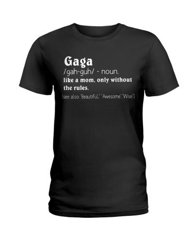 B - Define - Gaga