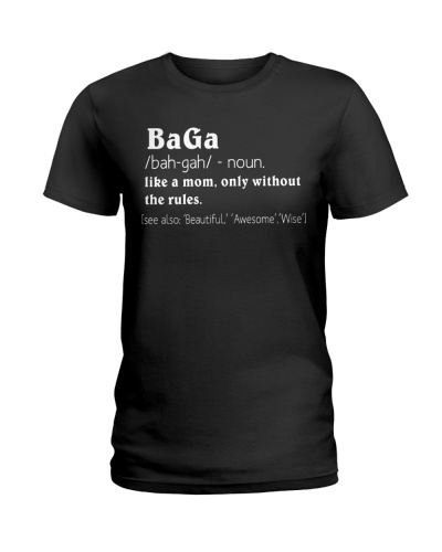 B - Define - BaGa