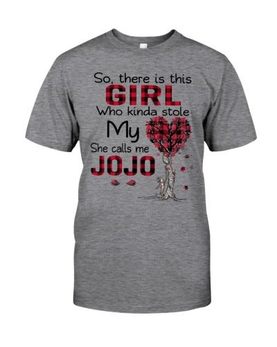Girl - She Calls Me Jojo