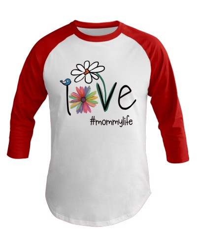 Color - Love Mommy Life - Art