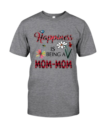 Happiness Is Being A Mom-Mom - Art