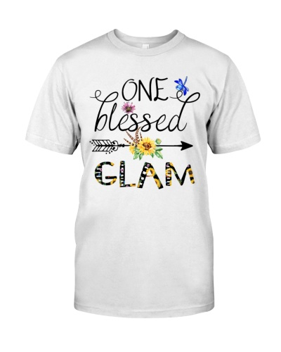 One Blessed Glam - Flower