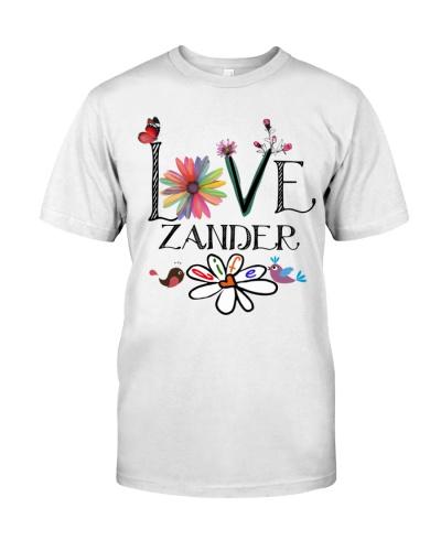 Love Art - Zander Life