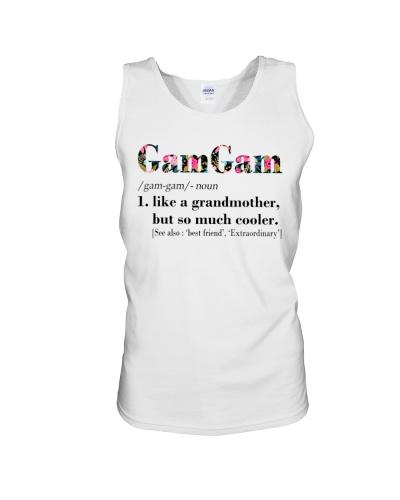 GamGam - Cooler - Flowers - White