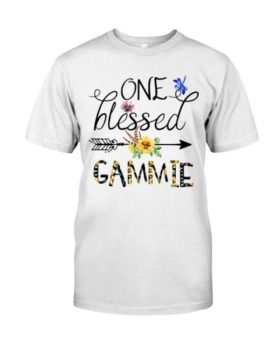 One Blessed Gammie - Flower