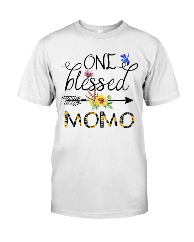 One Blessed MoMo - Flower
