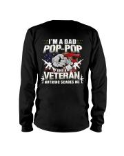 I Am Dad - Pop-Pop - Veteran Long Sleeve Tee thumbnail