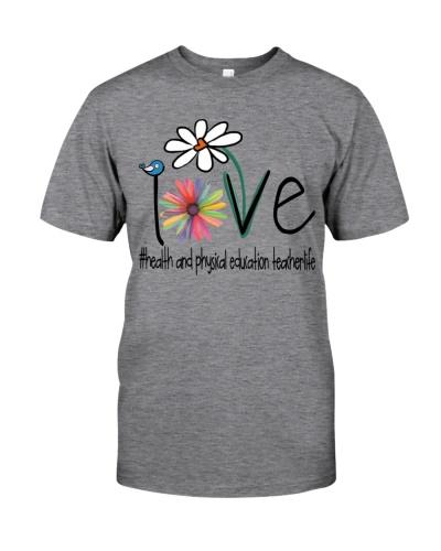 Love Health-physical teacher Life - Art