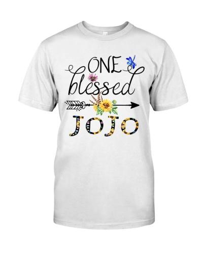 One Blessed JoJo - Flower