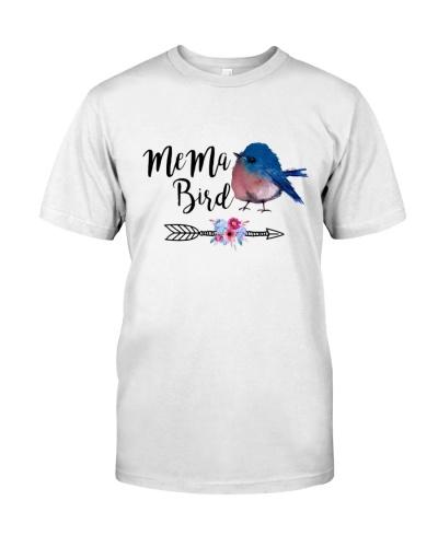 W - MeMa Bird