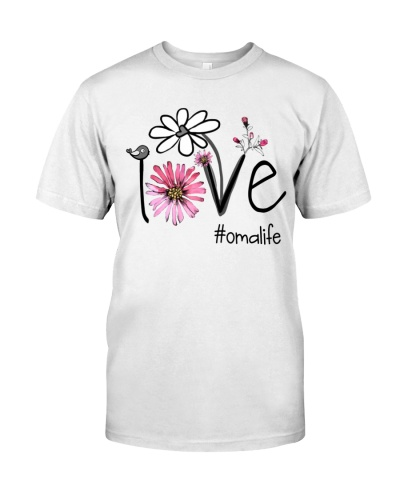 Love Oma Life - Flower