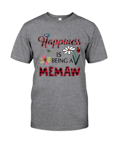 Happiness Is Being A Memaw - Art