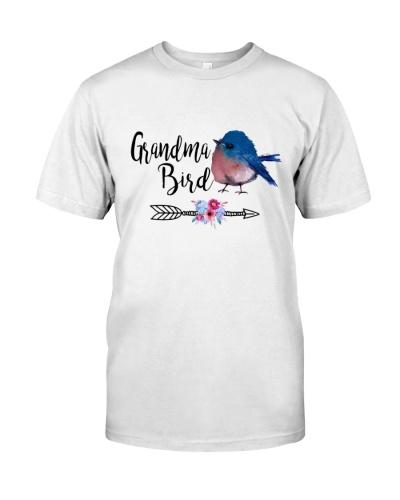 W - Grandma Bird
