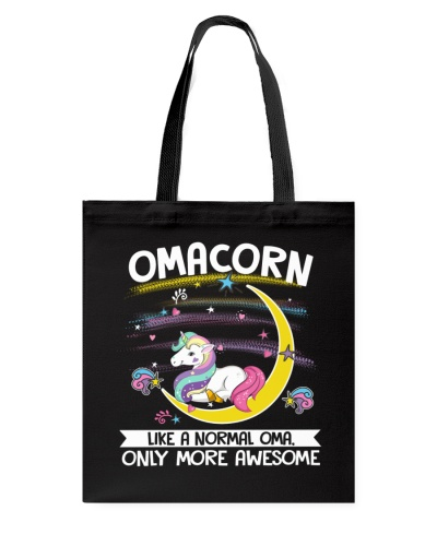 Omacorn Like A Normal Oma
