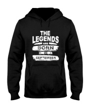 SEPTEMBER LEGEND Hooded Sweatshirt thumbnail
