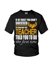STICKER TEACHER Youth T-Shirt thumbnail