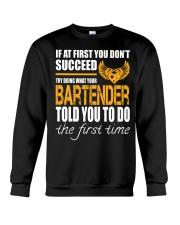 STICKER BARTENDER Crewneck Sweatshirt thumbnail