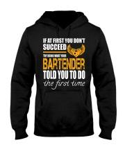 STICKER BARTENDER Hooded Sweatshirt thumbnail