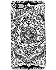 Choras Mandala Design Phone Case thumbnail