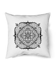 """Choras Mandala Design Indoor Pillow - 16"""" x 16"""" thumbnail"""