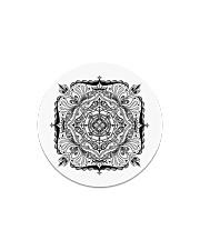 Choras Mandala Design Circle Magnet thumbnail