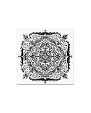 Choras Mandala Design Square Magnet thumbnail