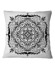 Choras Mandala Design Square Pillowcase thumbnail