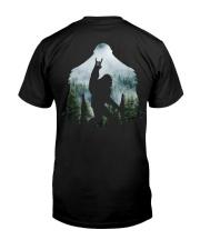 Bigfoot  2-sided  Classic T-Shirt back