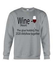 wine  Crewneck Sweatshirt thumbnail