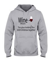 wine  Hooded Sweatshirt thumbnail
