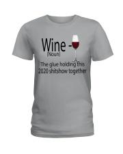 wine  Ladies T-Shirt thumbnail