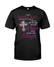 i am mary kay  Premium Fit Mens Tee tile