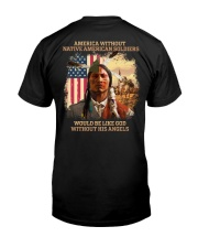Native American Soldier Classic T-Shirt thumbnail