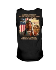 Native American Soldier Unisex Tank thumbnail