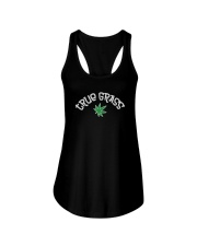 Arkansas True Grass Ladies Flowy Tank front