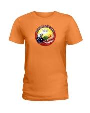 Arkansas True Grass Ladies T-Shirt front