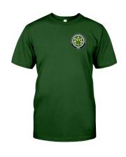 Arkansas True Grass Classic T-Shirt front