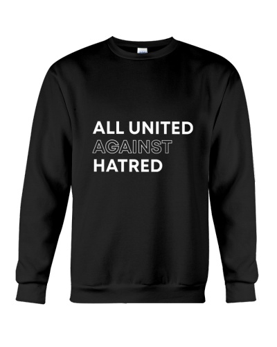 All united against hatred