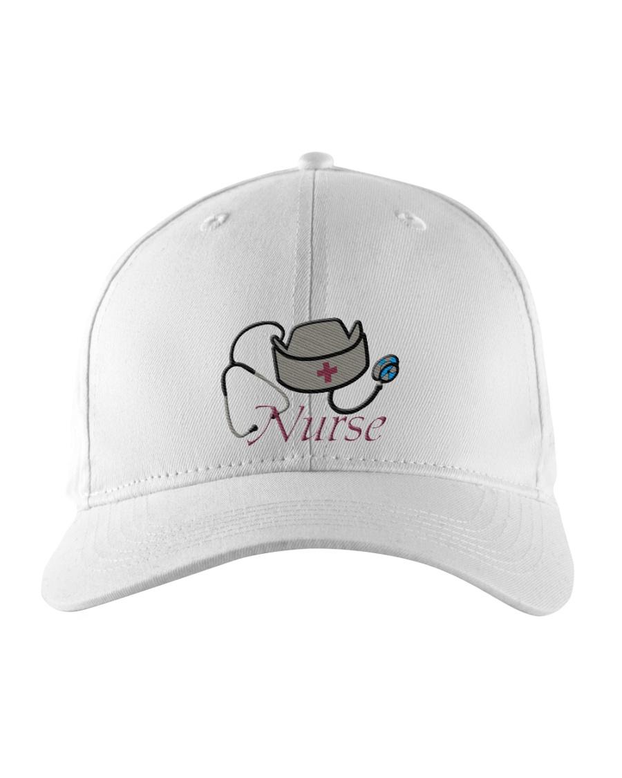 emb-nurse-stethoscope Embroidered Hat