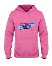 FIrst design for the Gem Mini line Hooded Sweatshirt front
