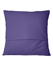 Not All Heroes Wear Capes Nurses Square Pillowcase back