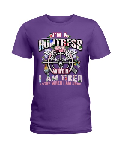 LIMITED EDITION- Huntress don't stop