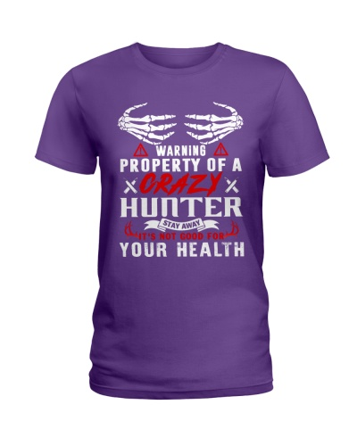 LIMITED EDITION- Hunter-Property of Hunter