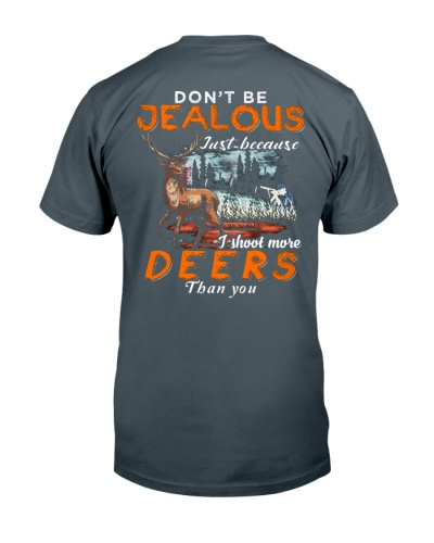 LIMITED EDITION- Hunter- Don't jealous-deers-B