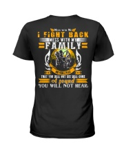 LIMITED EDITION- Hunter-A sound you will not hearB Ladies T-Shirt thumbnail