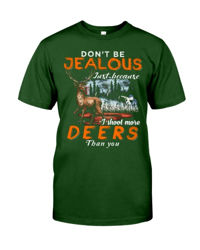 LIMITED EDITION- Hunter- Don't jealous-deers