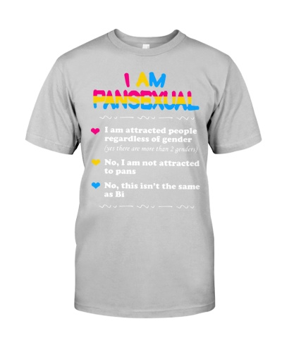 Pansexual Definition Shirt - Pansexual Shirt -LGBT