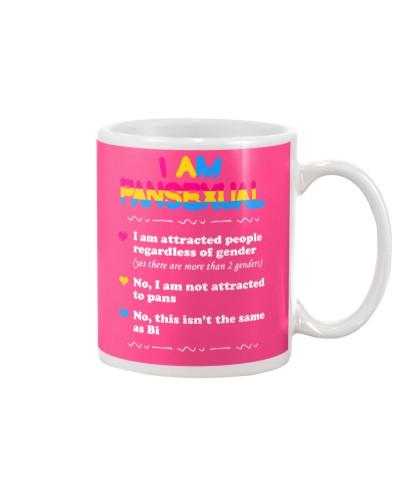Pansexual Definition Shirt - LGBT SHIRT - LGBT