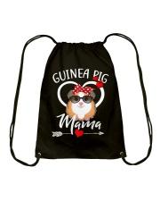 Guinea Pig Mama Mothers Day Gift  Drawstring Bag thumbnail