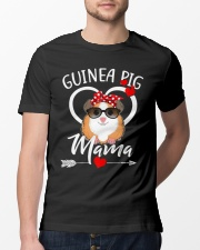 Guinea Pig Mama Mothers Day Gift  Classic T-Shirt lifestyle-mens-crewneck-front-13